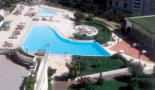 Jardins D 39 39 Ajuda Hotel Located On The Portuguese Island